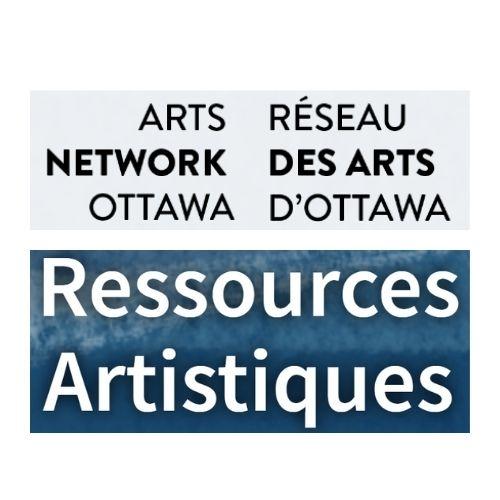 Logo Réseau des arts d'Ottawa