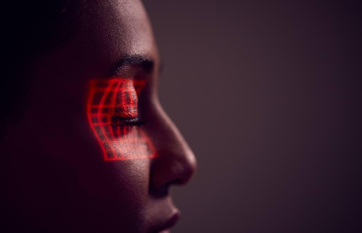Arts technologiques - Reconnaissance facial